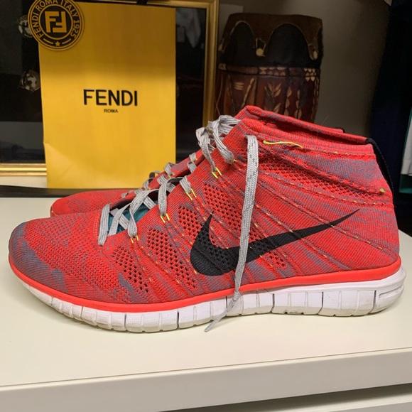 Nike Shoes   Free Flyknit Chukka   Poshmark